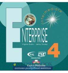Enterprise 4 DVD