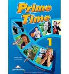 Prime Time 1 Teacher's Book