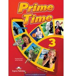 Prime Time 3 Teacher's Book