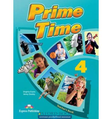 Prime Time 4 Teacher's Book