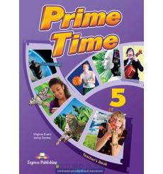 Prime Time 5 Teacher's Book