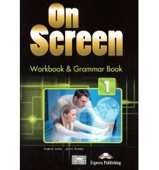 On screen 1 (A1-A2) Workbook & Grammar Book