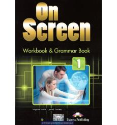 On screen 1 (A1-A2) Workbook & Grammar Book