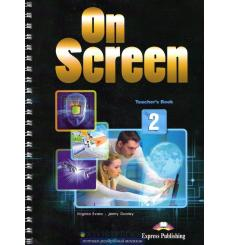 On screen 2 (A2-A2+) Teacher's Book