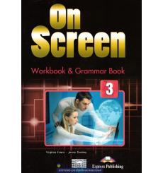On screen 3 (B1) Workbook & Grammar Book