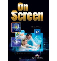 On screen B2 Student's Book with Writing Book + iebook