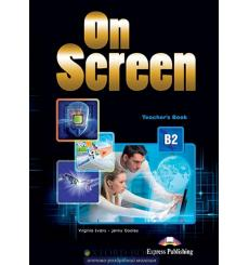 On screen B2 Teacher's Book with Writing Book