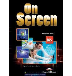 On screen B2+ Student's Book with Writing Book + iebook