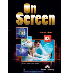 On screen B2+ Teacher's Book with Writing Book
