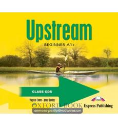 Upstream Beginner Class Audio CDs (Set of 3)