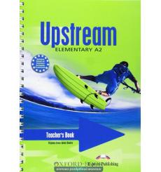 Upstream Elementary Teacher's Book