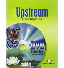 Upstream Elementary DVD Activity Book