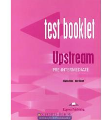 Upstream Pre-Intermediate Test Booklet