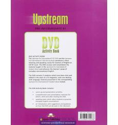 Upstream Pre-Intermediate DVD Activity Book