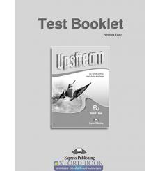 Upstream Intermediate Test Booklet (2nd Edition)