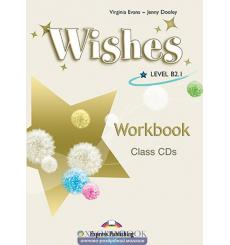 Wishes B2.1 Workbook Class CD (Set of 4)
