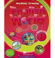 English World 1 Teacher's Book & Webcode Pack