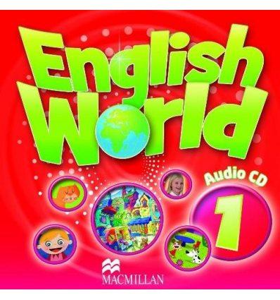 English World 1 Class Audio CD(2)