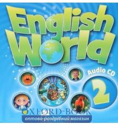 English World 2 Class Audio CD(2)