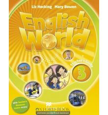 English World 3 Teacher's Book & Webcode Pack