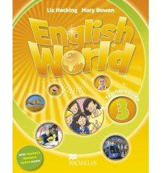 English World 3 Teacher's Book & Webcode Pack