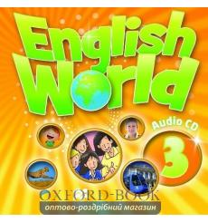 English World 3 Class Audio CD(2)