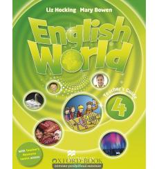 English World 4 Teacher's Book & Webcode Pack