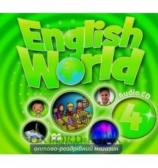 English World 4 Class Audio CD(3)