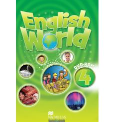 English World 4 DVD-ROM