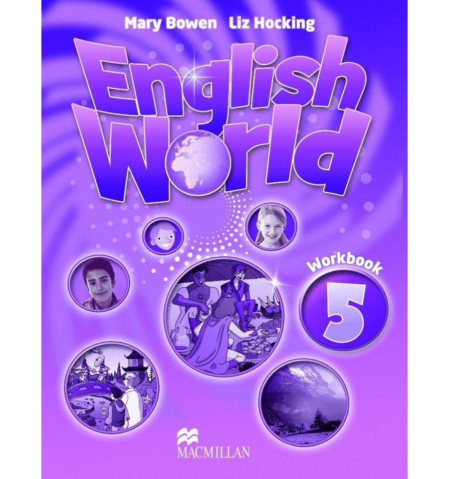 решебник по английскому языку english world 2