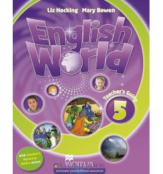English World 5 Teacher's Book & Webcode Pack