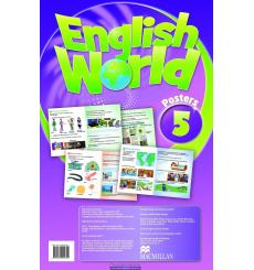 English World 5 Poster