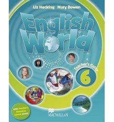 English World 6 Teacher's Book & Webcode Pack