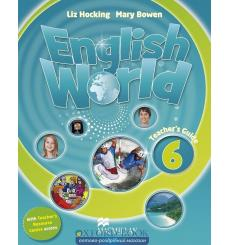 English World 6 Teacher's Book & Webcode Pack