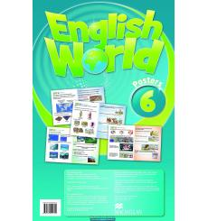 English World 6 Poster