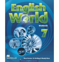 English World 7 Workbook & CD-Rom