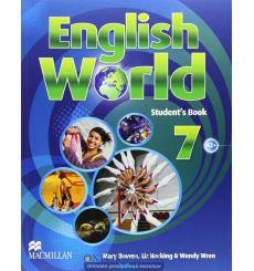 English World 7 Pupil's Book