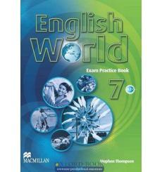 English World 7 Exam Practice Book