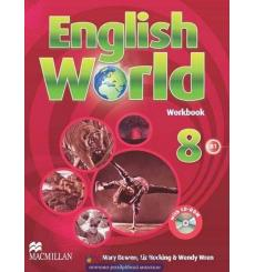 English World 8 Workbook & CD-Rom