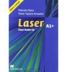 Laser (3rd Edition) A1+ Class Audio CD
