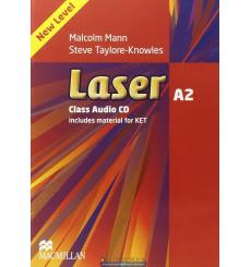 Laser (3rd Edition) A2 Class Audio CD (2)