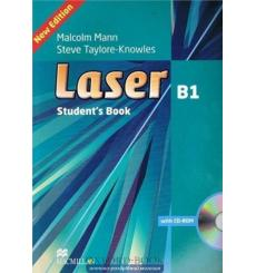 Laser (3rd Edition) B1 Student's Book & CD-ROM Pack