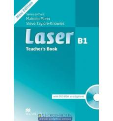 Laser (3rd Edition) B1 Teacher's Book + DVD-ROM Pack