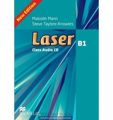 Laser (3rd Edition) B1 Class Audio CD (2)