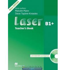 Laser (3rd Edition) B1+ Teacher's Book + DVD-ROM Pack