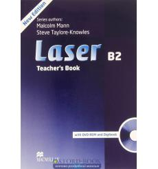 Laser (3rd Edition) B2 Teacher's Book + DVD-ROM Pack