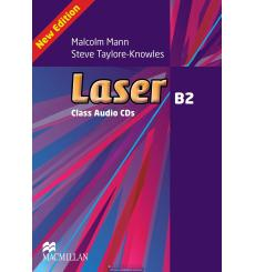 Laser (3rd Edition) B2 Class Audio CD (2)