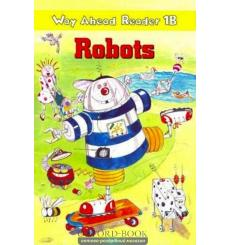 Way Ahead Level 1 Reader Level 1b Robots