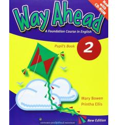 Way Ahead Revised 2 Pupil's Book + CD-ROM Pack