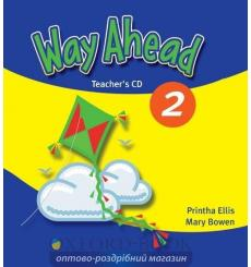 Way Ahead 2 Audio CD